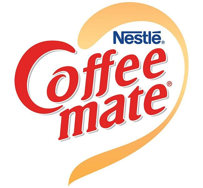 Nestle Coffee-mate | The Original Creamer Canisters, 11 oz. Powdered Non-Dairy Creamer Canister, Gluten Free, Lactose Free, Kosher.