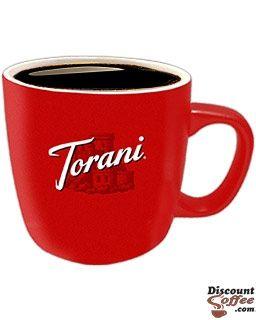 Torani Breakfast Blend Light Roast Coffee Cup | Single Serve Gourmet Mild Coffee K-cup® Pods