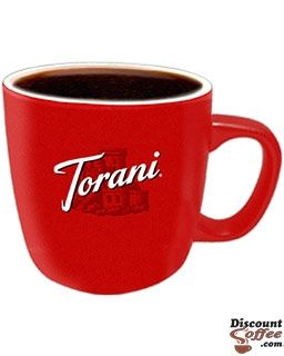 Torani Salted Caramel Coffee Cup | Single Serve Gourmet Flavored Coffee K-cup® Pods