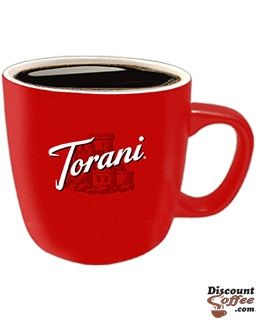 Torani Toasted Hazelnut Desert Coffee Cup | Single Serve Gourmet Flavored Coffee K-cup® Pods
