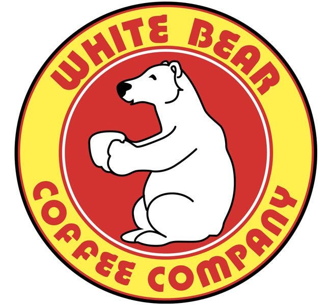White Bear In Room Hospitality Coffee, 4 Cup Filter Pack Regular Roast, Hotels, Motels, FoodService.