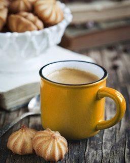 Yuban Dark Roast Coffee - Less caffeine vs. medium roast.