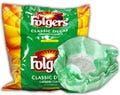 Decaf Classic Roast Folgers Filter Packs 40/Case