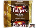Gourmet Supreme Folgers Ground Coffee 42/Case