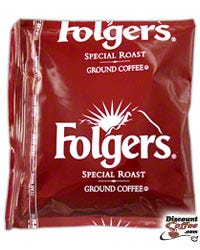 Folgers Special Roast Coffee - Folgers Fraction Pack Coffee