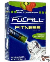 Kiwi Strawberry FulFill Fitness Drink Mix Vitamin Enhanced