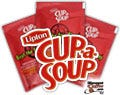 Variety Pack Assortment Lipton Cup-a-Soup 18/Bag