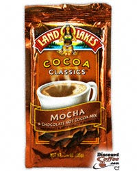 Mocha & Chocolate Land O'Lakes Hot Cocoa Mix