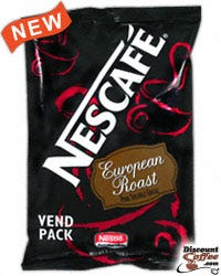 Nescafe European Roast Vending Coffee