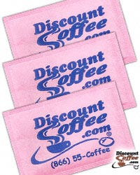 Pink Artificial Sweetener Packets - Compare to Sweet n Low Packets