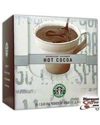 Starbucks Gourmet Hot Cocoa Packets