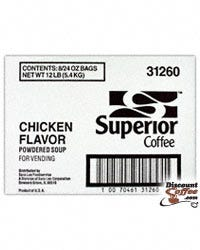 Superior Chicken Vending Soup Mix