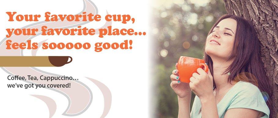 Free Shipping, Save – Starbucks Coffee, Folgers, Tazo Tea, Bigelow, Lemonade, Cappuccino. Name Brands!
